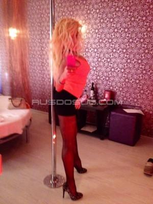 Проститутка Эвелина